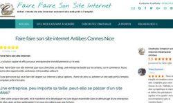 La création de site internet et vente site web existant